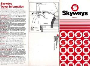 Skyways Commuter Airline