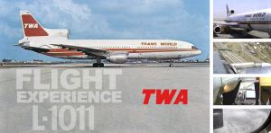 Flight Experience: TWA L-1011 St. Louis to Phoenix