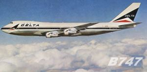 Read more about the article Delta Air Lines Boeing 747 (+VIDEO)