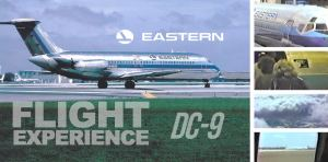 Read more about the article Flight Experience : Eastern DC-9 Orlando to Chicago