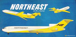 Northeast Airlines – Yellowbird (+VIDEOS)