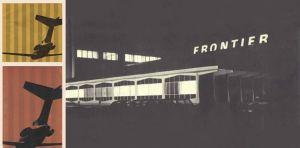 Frontier Airlines Circa 1969 (+VIDEOS)