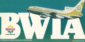Read more about the article BWIA Airlines (+VIDEOS)