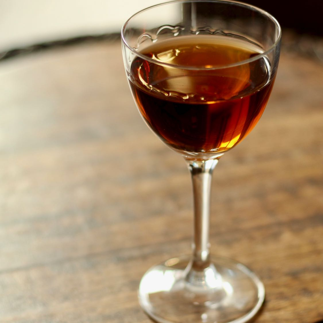 Affinity Cocktail - A Slightly Drier Version of the Manhattan