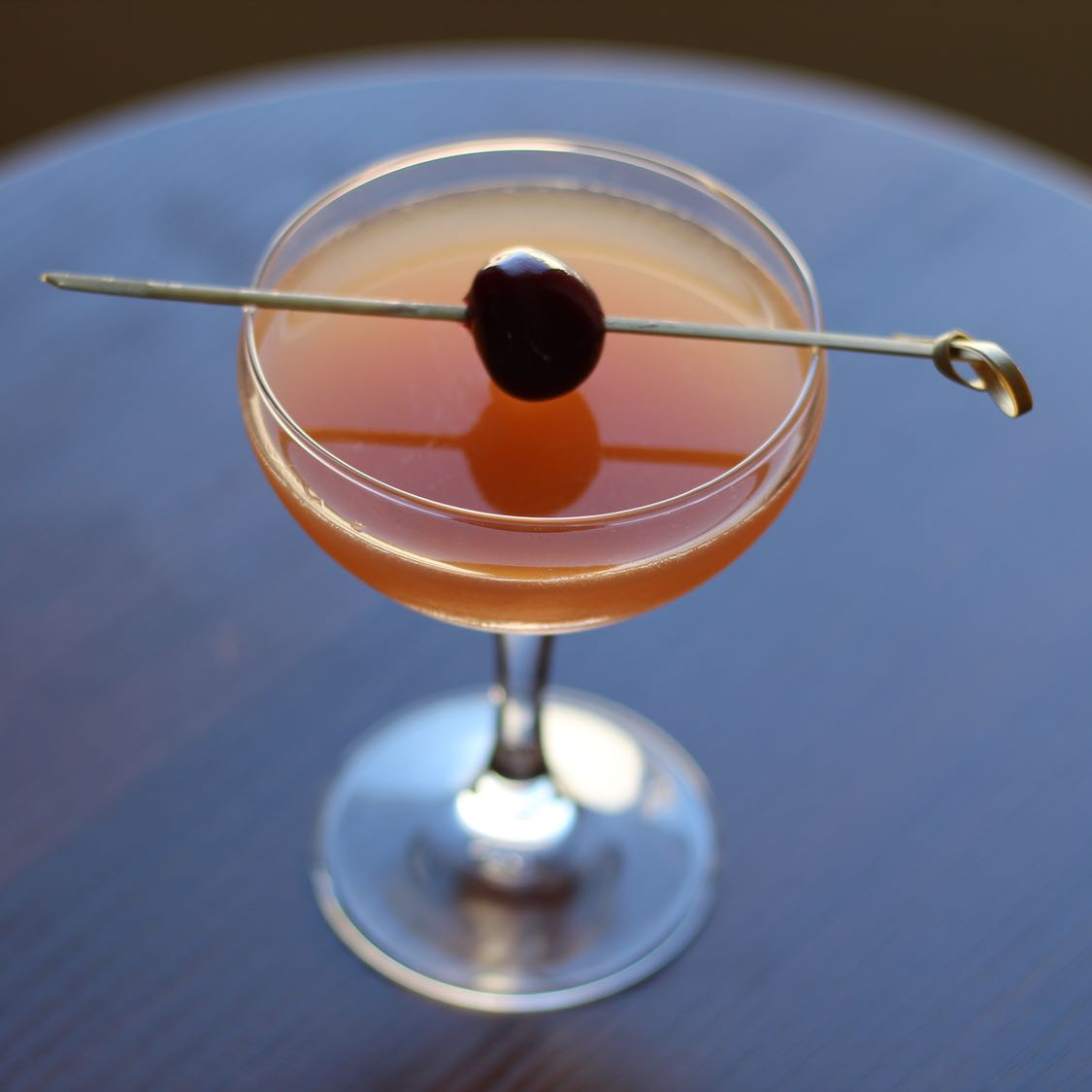 Blinker Cocktail - Original 1948 David Embury Recipe