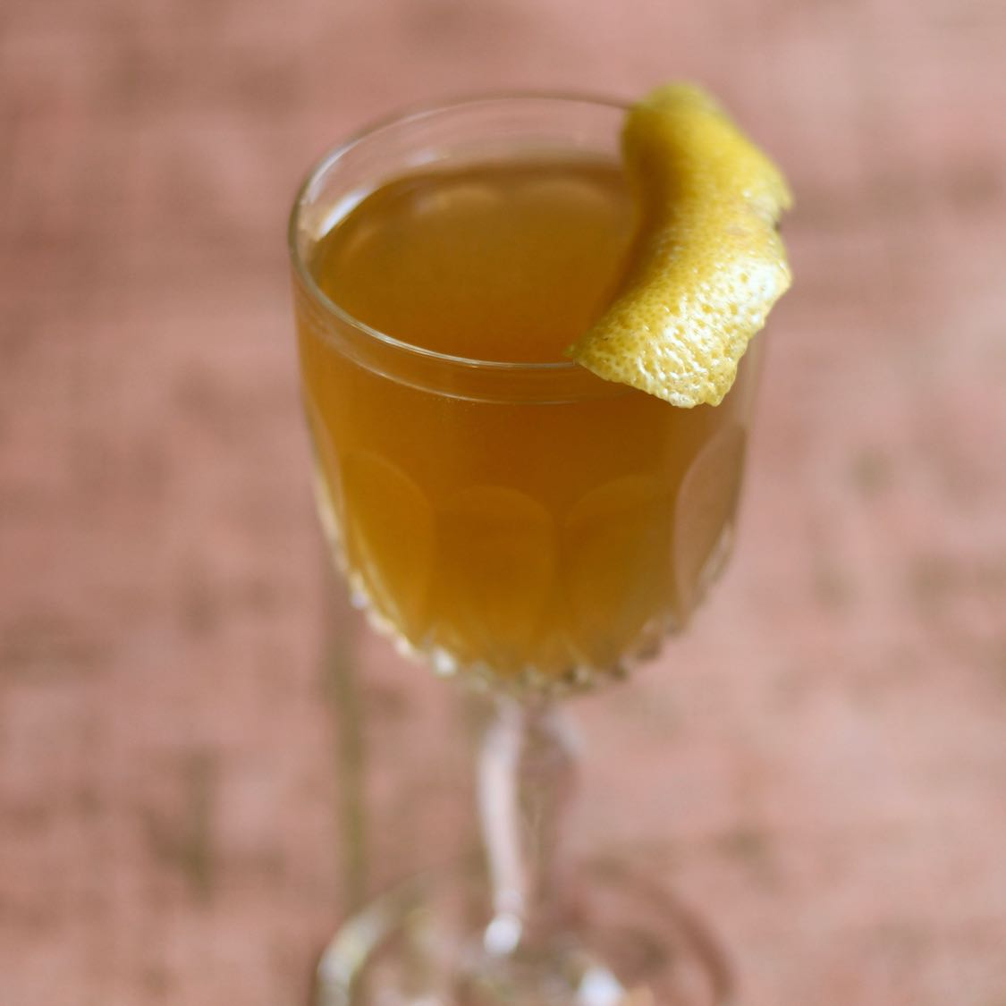 Frisco Sour Cocktail - An Herbal Whiskey Sour