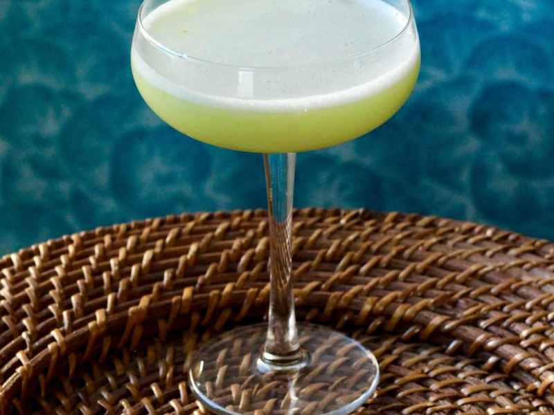 Improved Midori Sour No.2 Cocktail