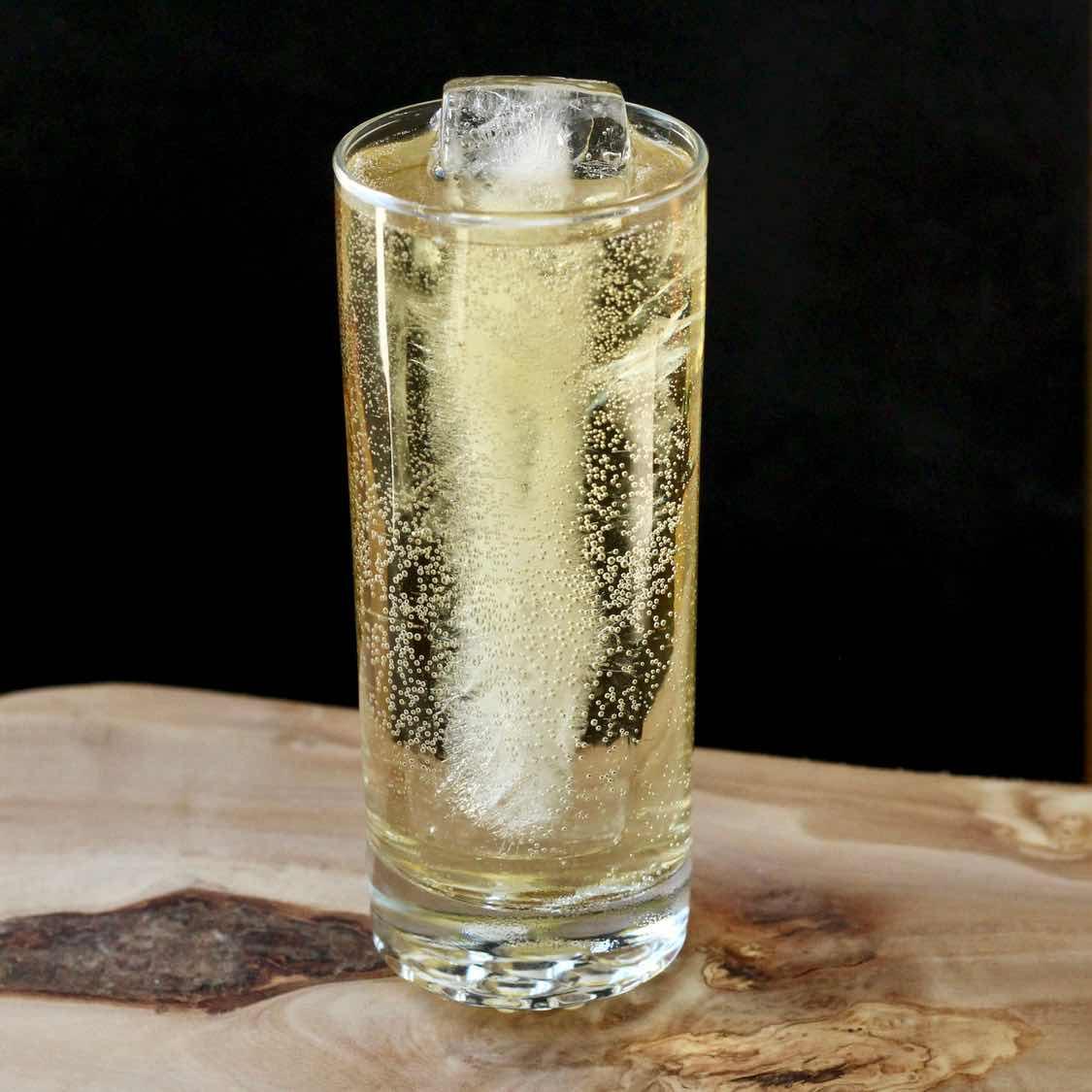 Mizuwari Cocktail - AKA The Japanese Highball