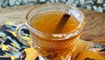 Mulled Apple Cider Cocktail