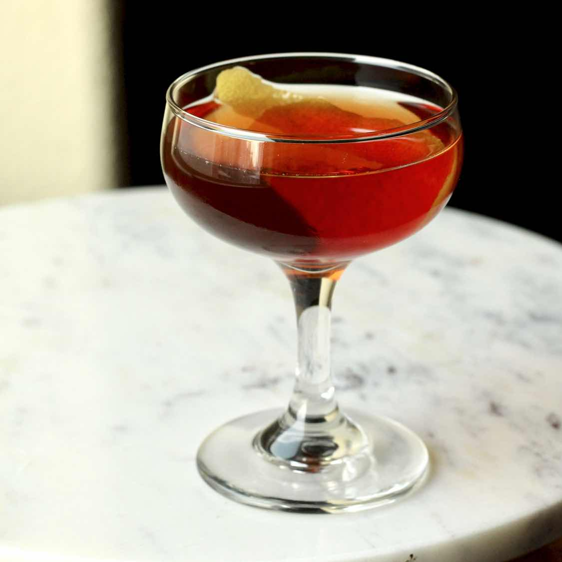 Picon Punch - Classic Bakersfield CA, Basque cocktail