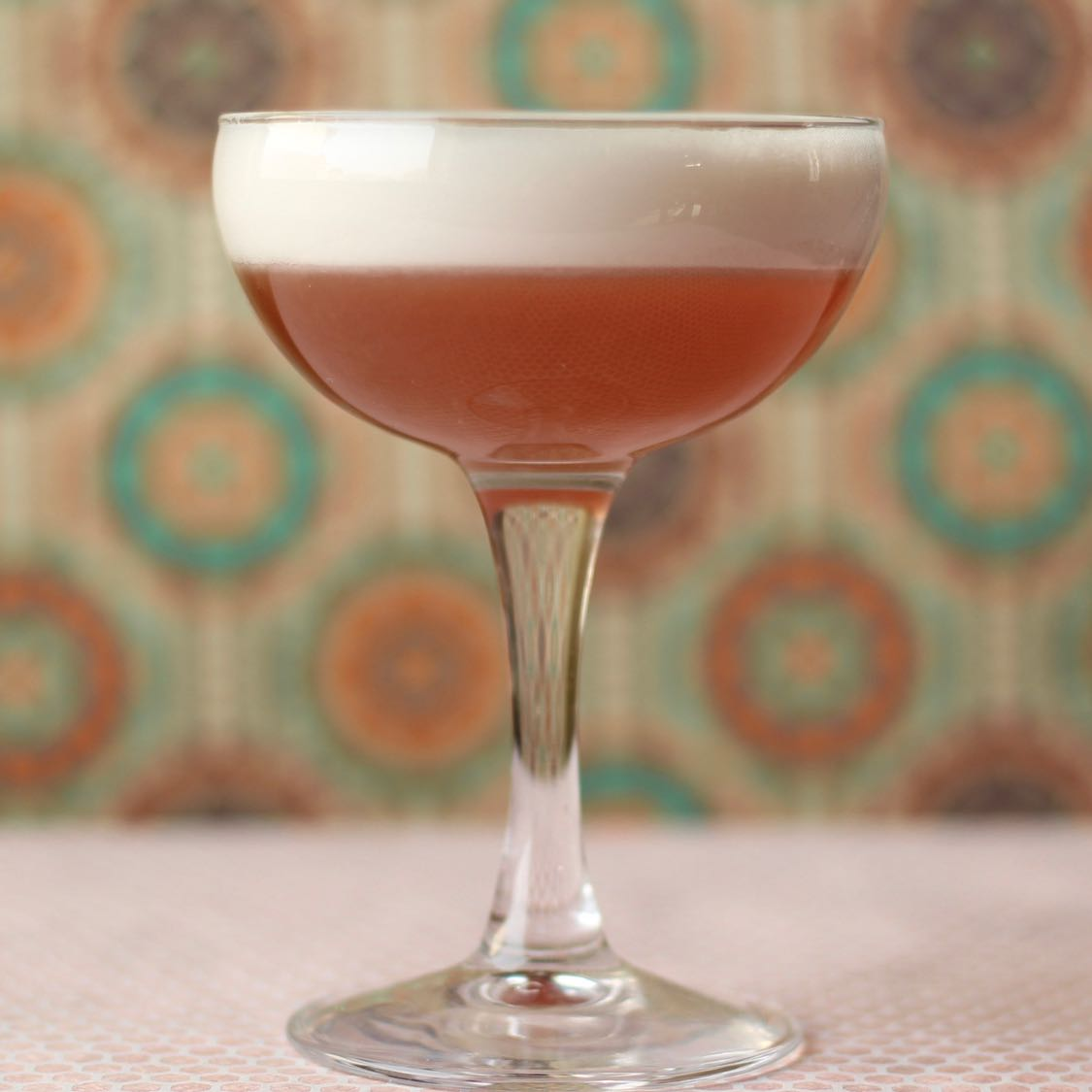 Pink Lady Cocktail - Early 1900s Recipe
