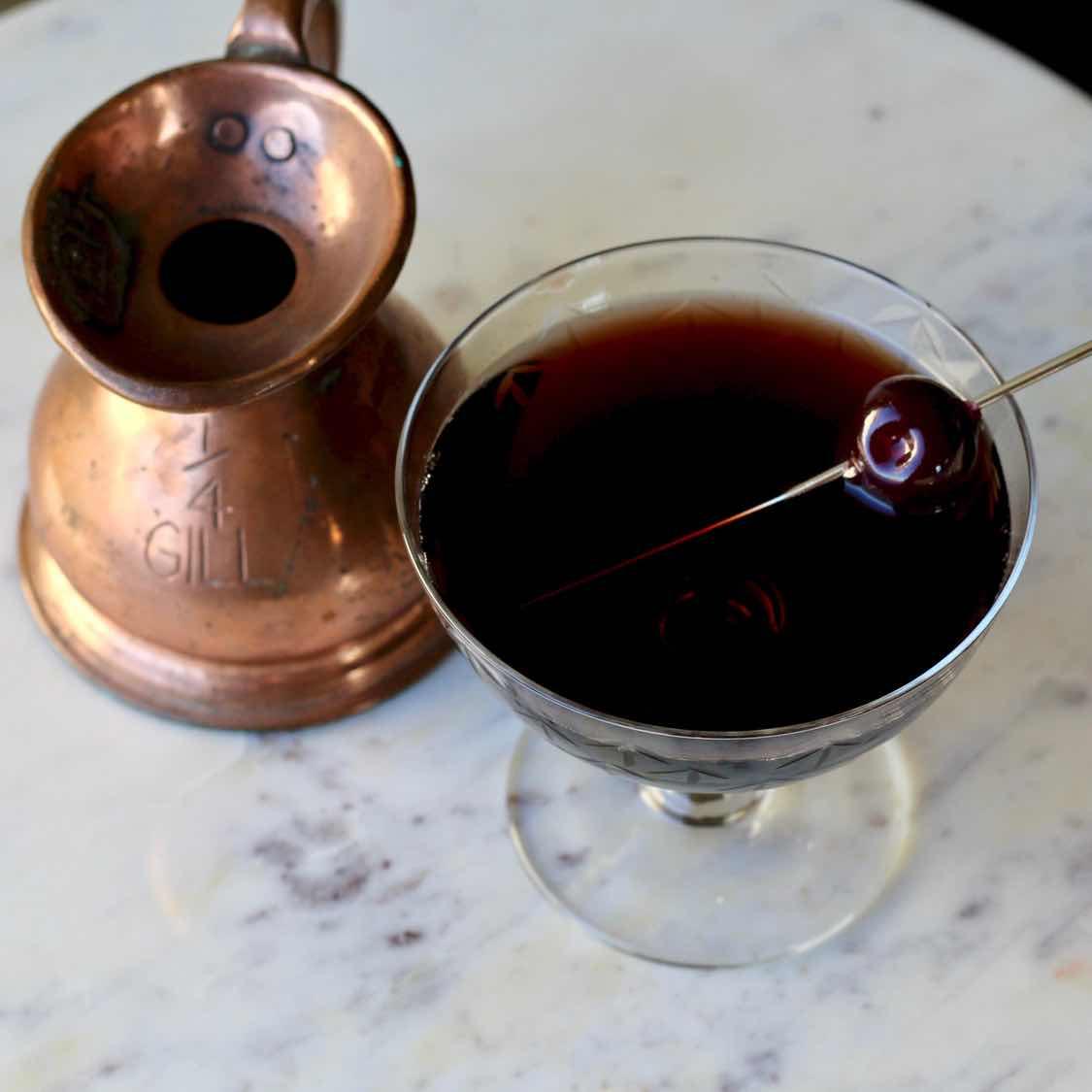 Polichinelle Cocktail - Original 1922 Robert Vermeire Recipe