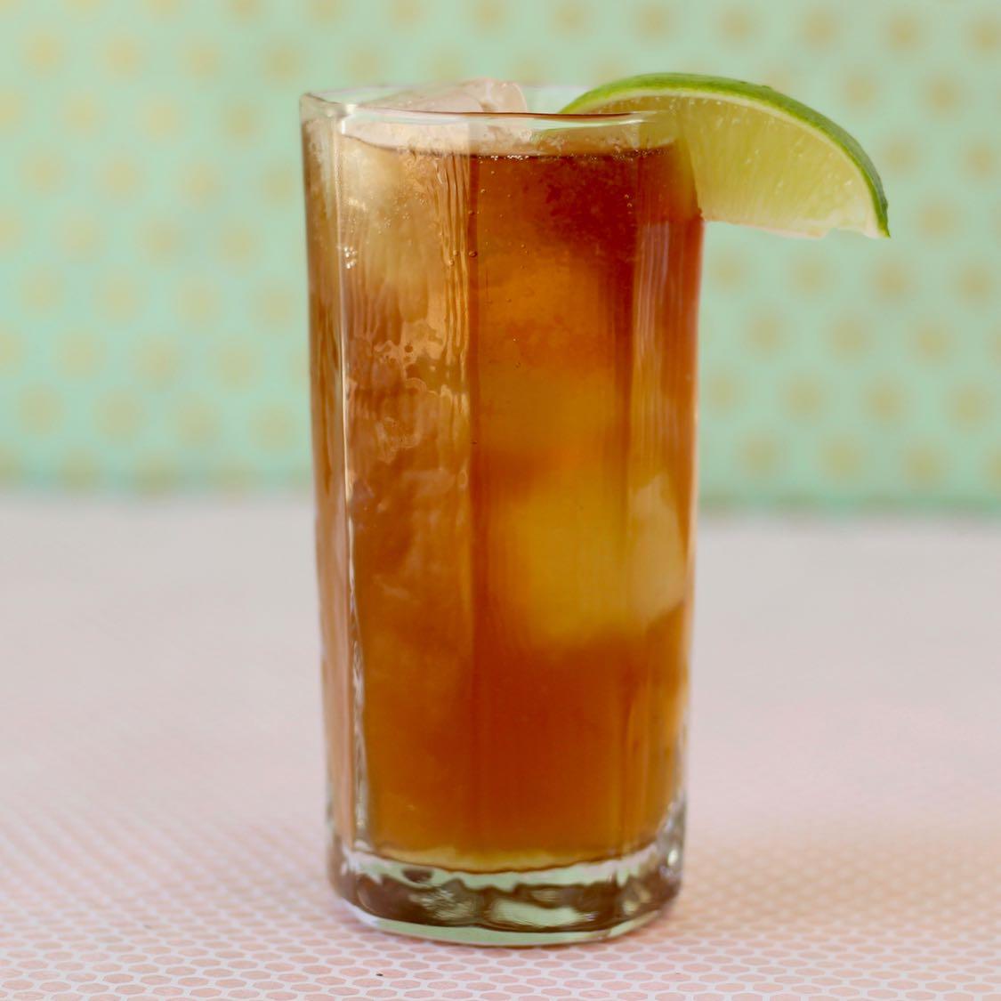 Dark N' Stormy - Bermuda's Classic Gosling Cocktail
