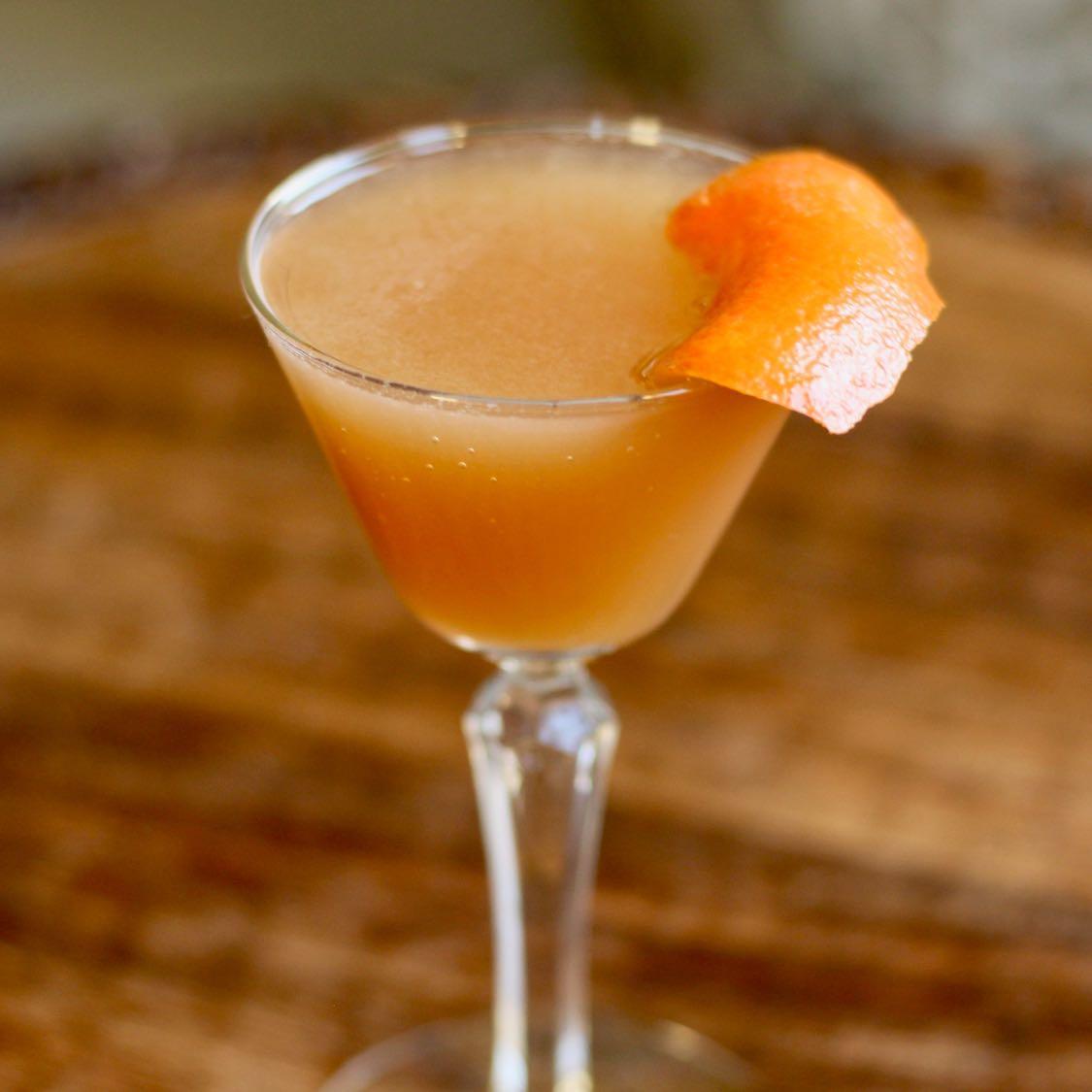 Ward 8 Cocktail   Classic 1892 Locke-Ober Recipe