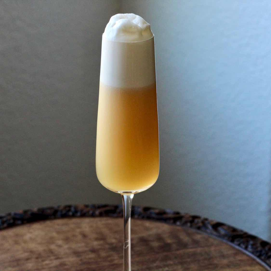 Brandy Fizz - Classic 1800s Cocktail Recipe