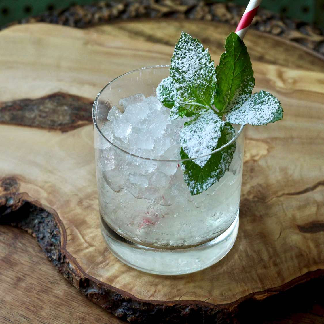 Gin Julep Cocktail - Classic 1860s recipe By Jerry Thomas
