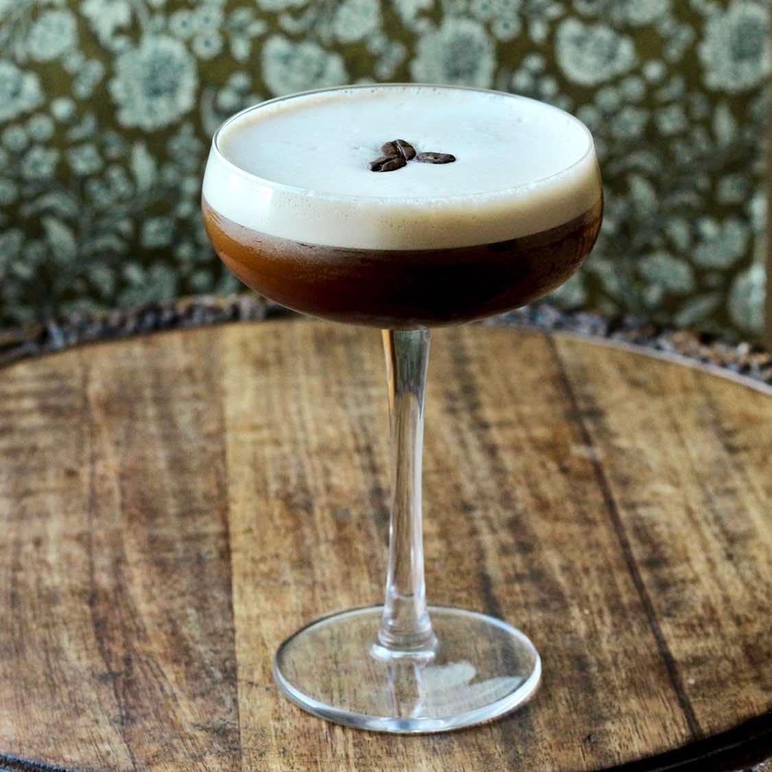 Espresso Martini - Dick Bradsell's Iconic Vodka Espresso Cocktail