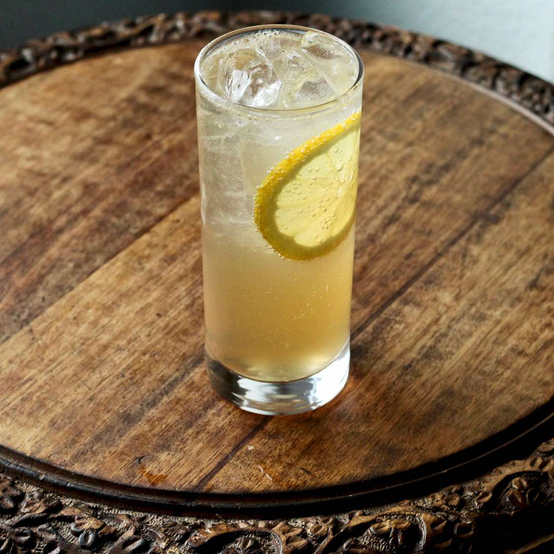 Genever And Tonic - Modern Version Of A Classic Cocktail