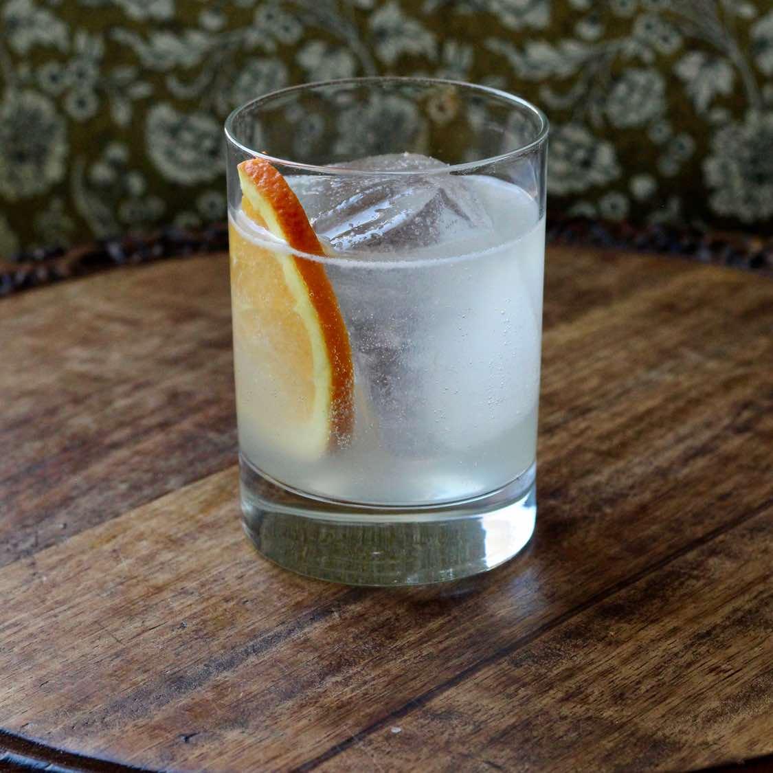 Santa Cruz Sour - Classic 1862 Jerry Thomas Rum Sour Recipe