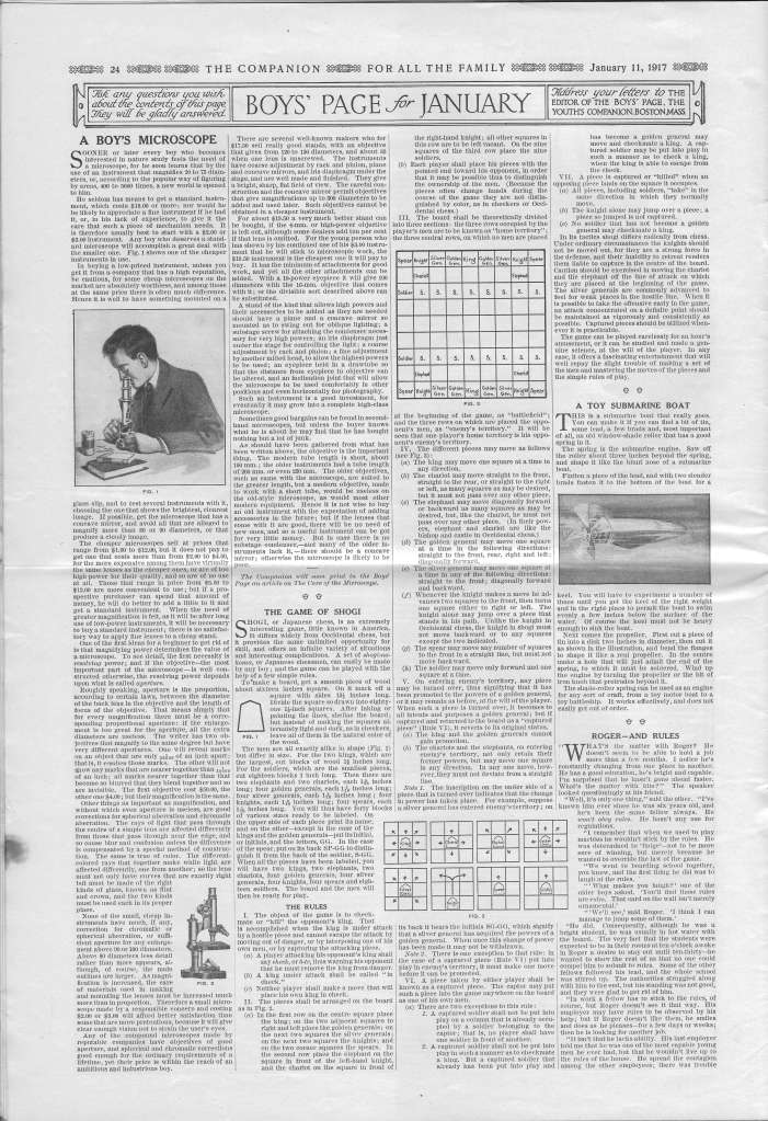 The Youth's Companion - January 11, 1917 - Page 24