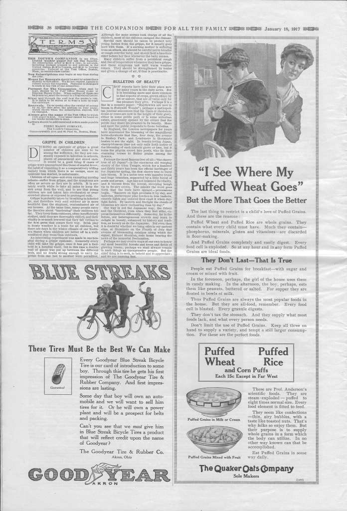The Youth's Companion - January 18, 1917 - Page 38