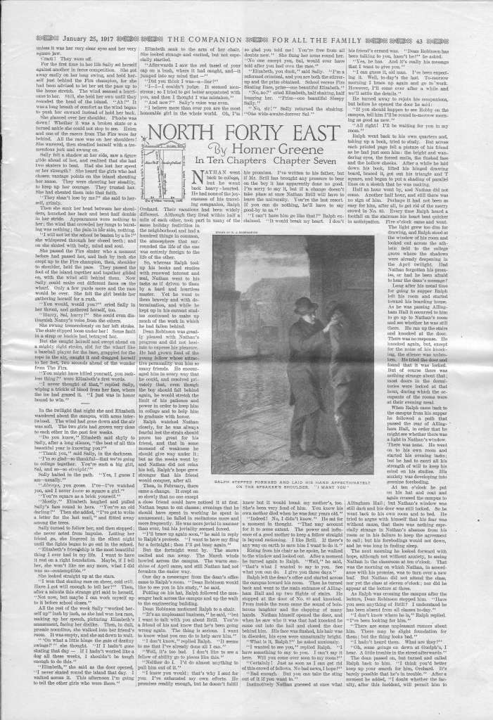 The Youth's Companion - January 25, 1917 - Page 43