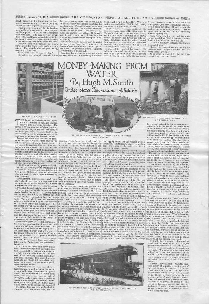 The Youth's Companion - January 25, 1917 - Page 45