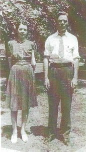 Red and his wife Avis Cook