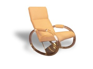XcapeVintage ~ 70s Charles Hollis Jones Lucite Rocking Chair