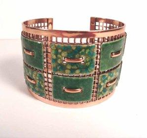 artfuloldies ~ Vintage Cuff Bracelet