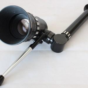 Paillard Bolex SOM Berthiot Pan Cinor 30 L (10-30mm f2.8) D-Mount 8mm Zoom Reflex Lens