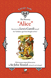 Front cover of The Nursery Alice