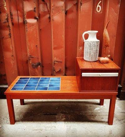 Deense Tafel | Vintage Brabant