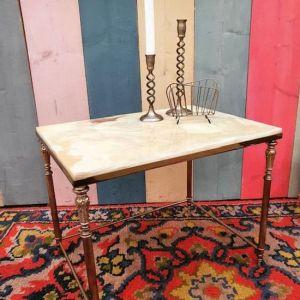 Marmeren Tafel | Vintage Brabant
