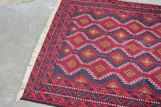 Oosters tapijt   Vintage Brabant