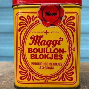 Maggi's blik | vintage brabant