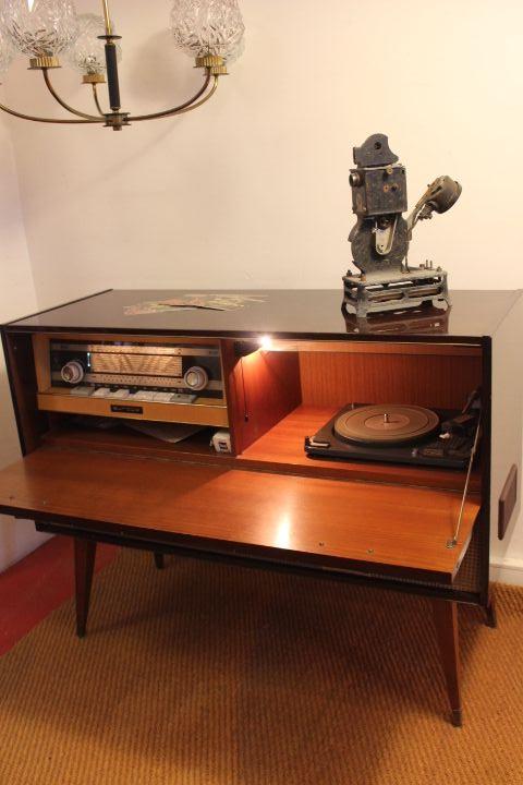 Ancien meuble HiFi