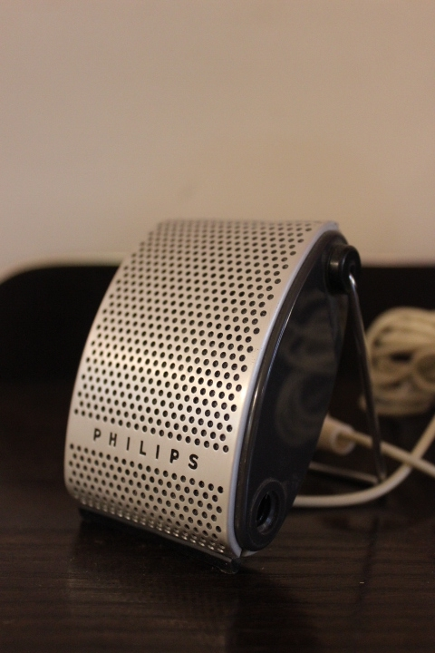 Microphone dynamique by Philips – Vintage