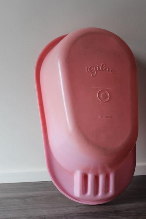 baignoire vintage de la marque Gilac