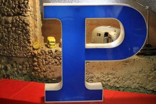La Lettre «P»