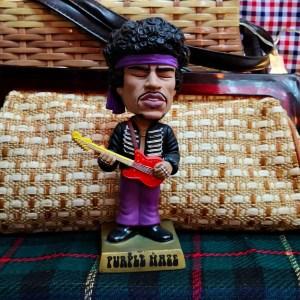 Jimi Hendrix Bobblehead