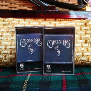Yesterday Once More by The Carpenters Cassette Tape Set