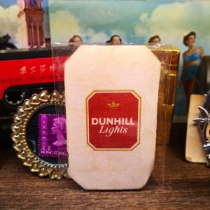Dunhill Lights 火柴