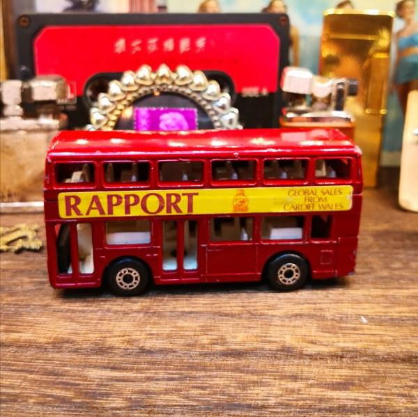 Matchbox Lesney London Bus 1981