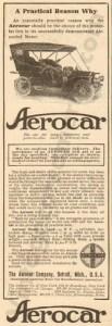 1906 Aerocar Model A