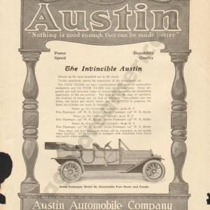 3/2/1911 Austin Advertisement