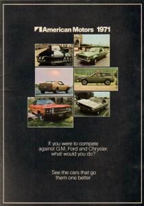 1971 American Motors Brochure