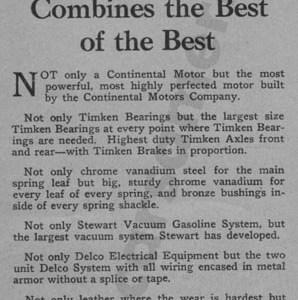 4/5/1917 Westcott Advertisement