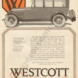 8/16/1919 Westcott Advertisement
