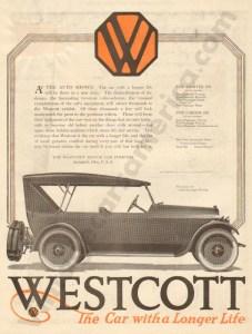 1/03/1920 Westcott Advertisement